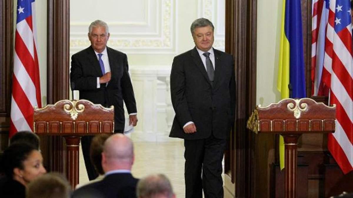 Большая игра началась, – дипломат о визите Тиллерсона в Украину