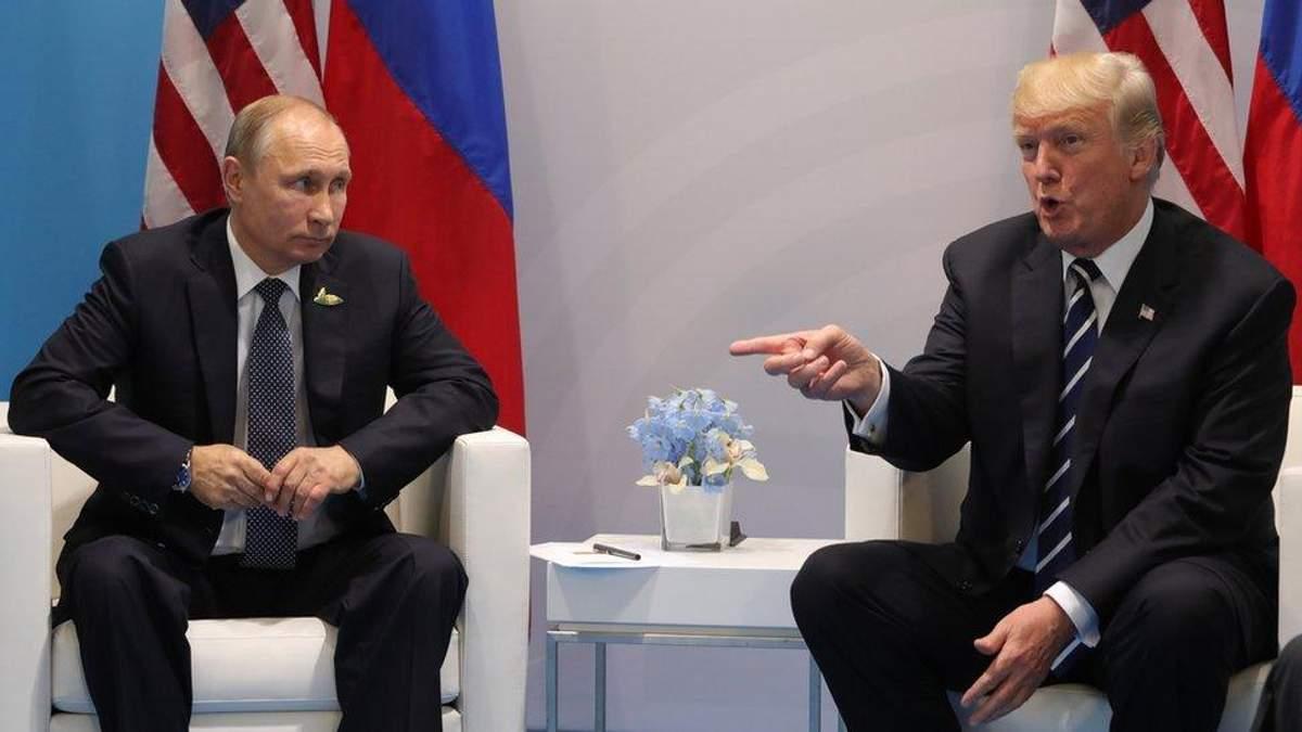 Як далі розвиватимуться стосунки між США і Росією, і чого чекати від Трампа і Путіна