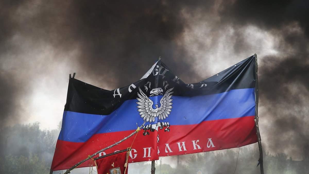Фашик Донецкий: Мы выиграем эту войну именно на условиях победителей. Иначе быть не может