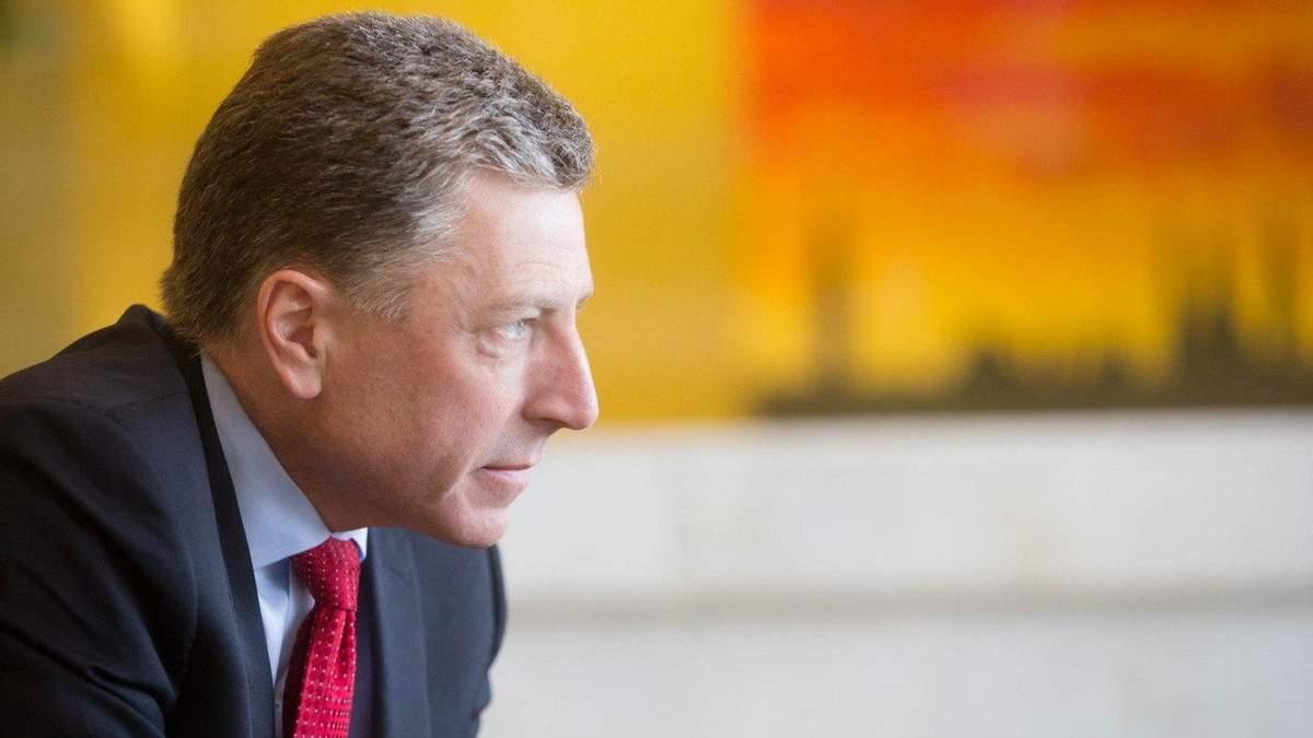 Спецпредставитель США по Донбассу обсудил стратегию и общие шаги с Порошенко