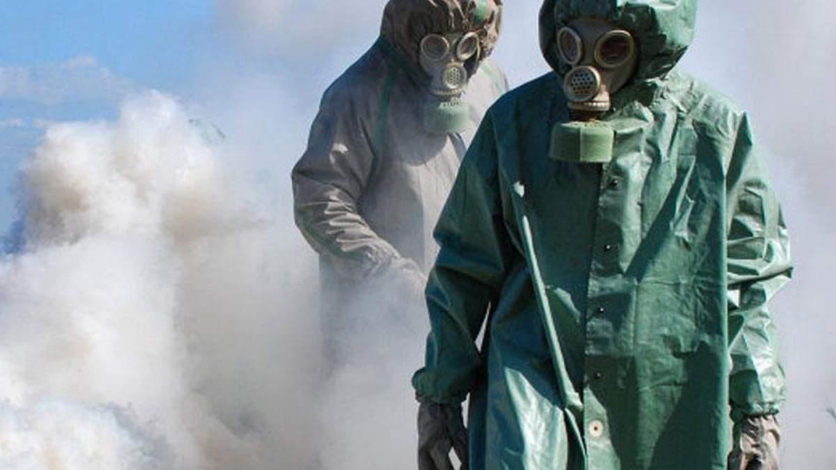 США заявили про наявність доказів застосування хімічної зброї сирійським режимом