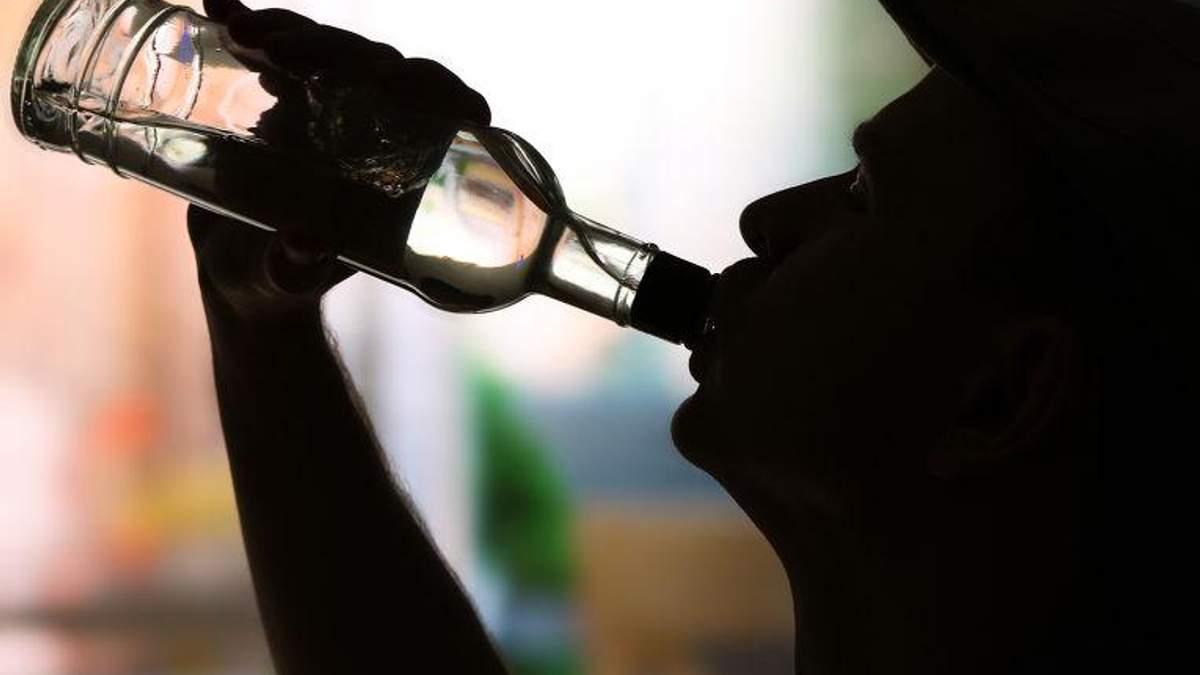 Алкоголизм губит россиян