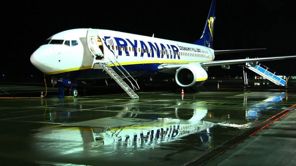У Ryanair відреагували на пропозицію відновити переговори з Україною