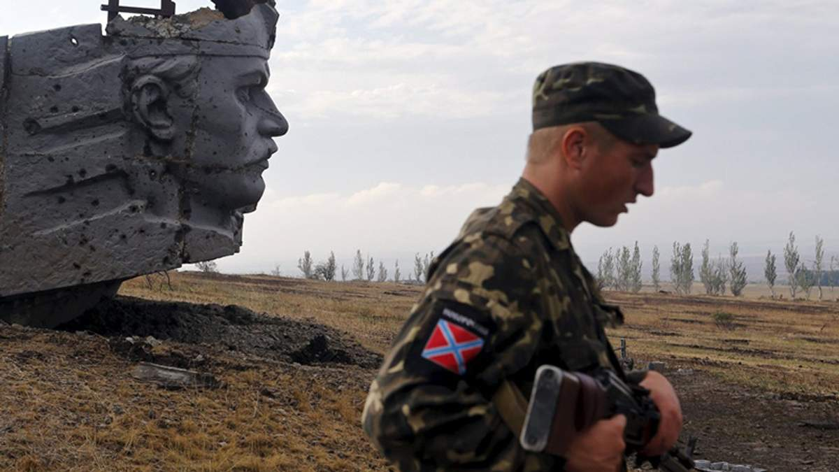 """""""Трудові табори"""" на Донбасі (Ілюстрація)"""