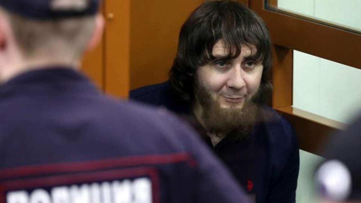 Заура Дадаєва засудили до 20 років колонії суворого режиму