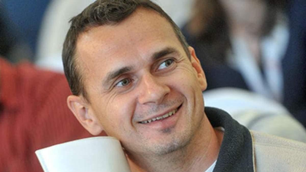 Как украинцы креативно поздравляют заключенного режиссера Олега Сенцова