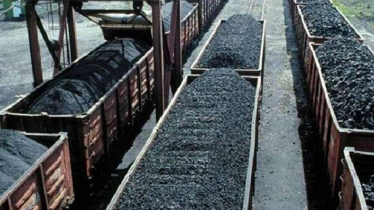 Россия почти не покупает уголь у террористов