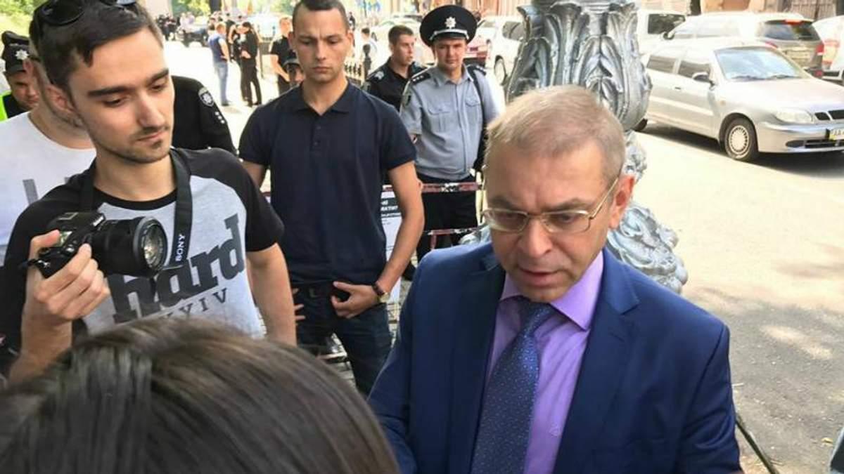 """Активісти """"впіймали"""" нардепа Пашинського"""