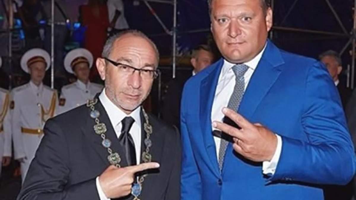 ГПУ оценивает роль Кернеса в деле Добкина