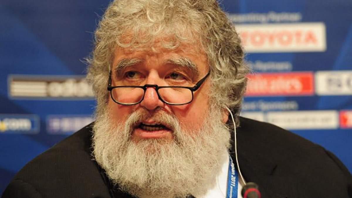Помер один із головних фігурантів корупційного скандалу у FIFA