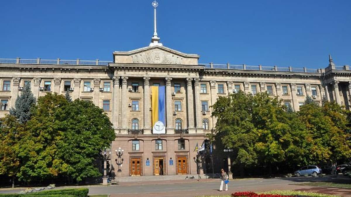 Миколаївська міська рада