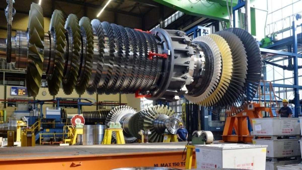 Siemens розглядає варіант виходу з ринків Росії після міжнародного скандалу в Криму