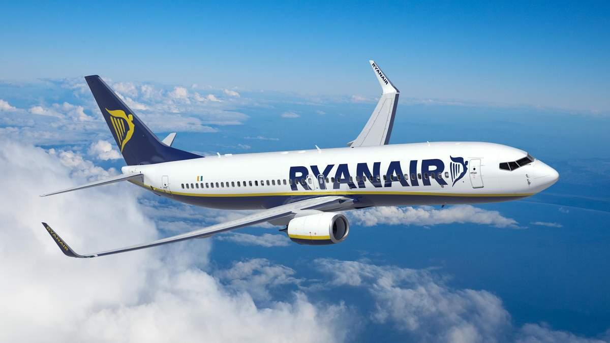 Ryanair Україна: Львів підписав контракт з Ryanair - особливості