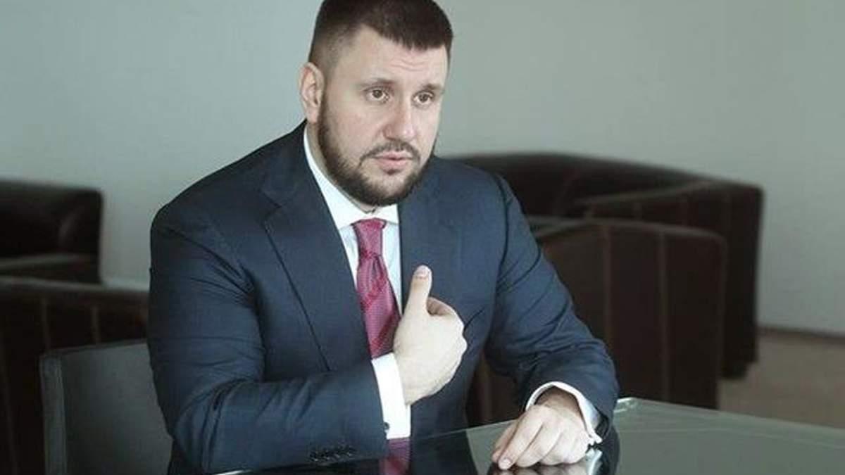 Клименко іронічно прокоментував обшуки у його приміщеннях