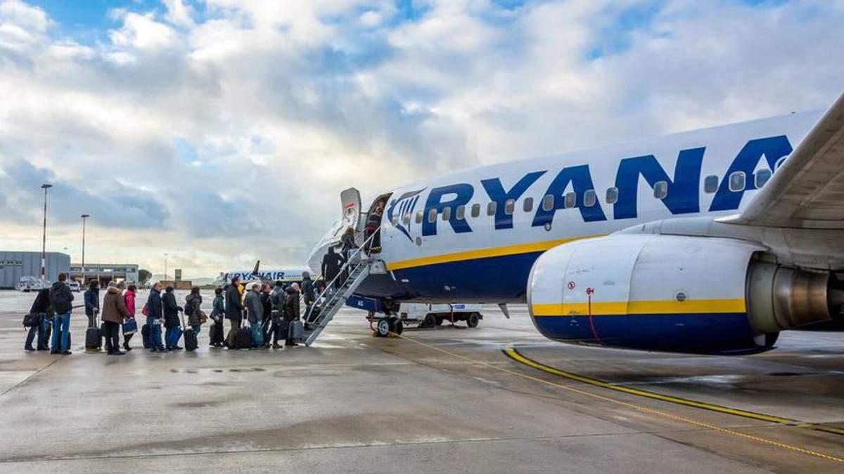 Полетить, не полетить: суть суперечки щодо Ryanair