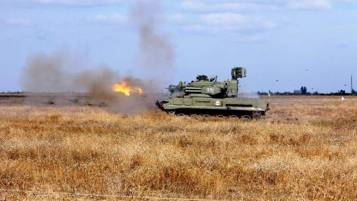 """Генштаб опублікував яскраве відео військових навчань під кодовою назвою """"Едельвейс"""""""