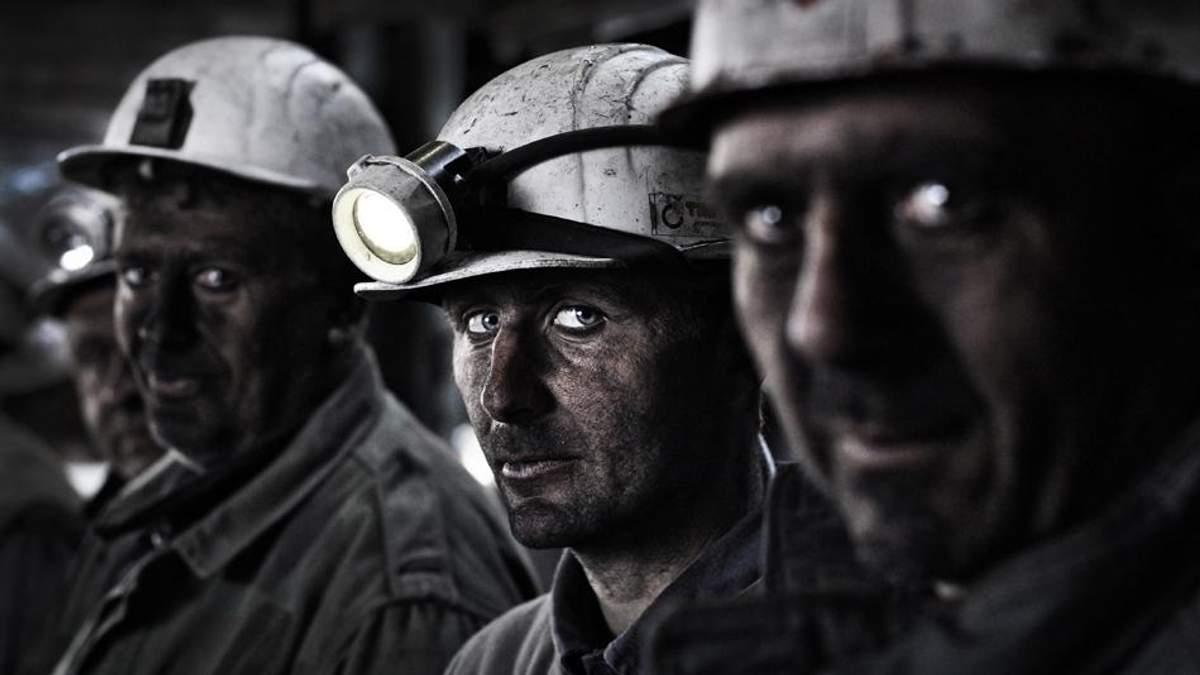 Страйк під землею влаштували шахтарі на Донбасі