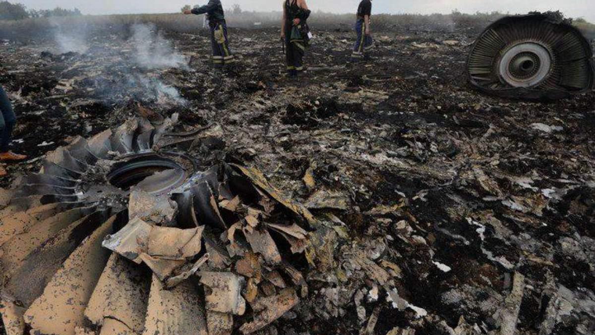 Виновных в катастрофе сбитого на Донбассе МН-17 могут судить заочно