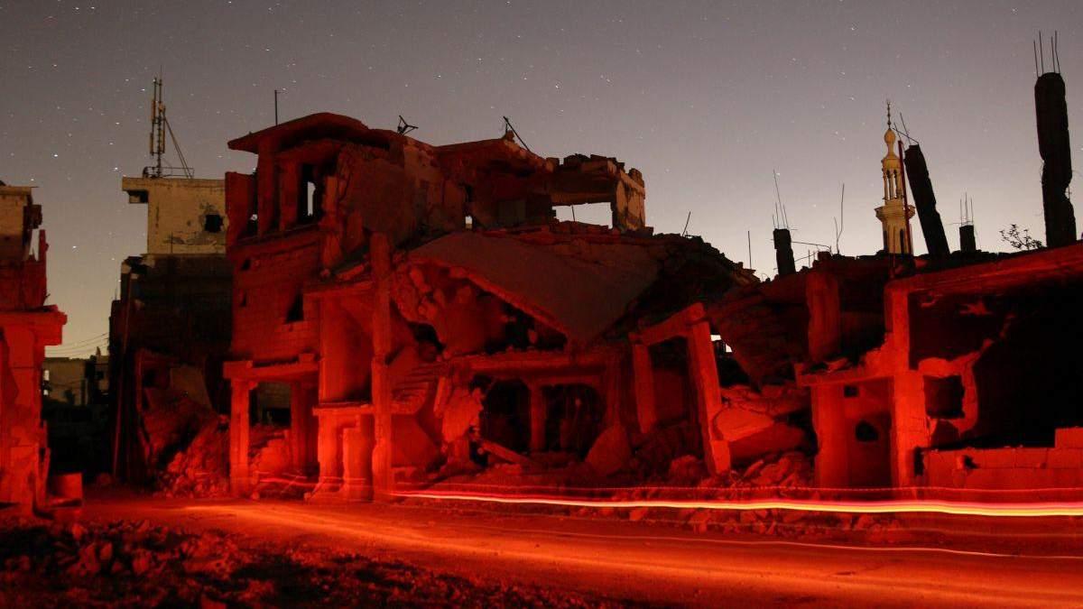 Правозащитники сообщили, сколько человек погибли с начала войны в Сирии