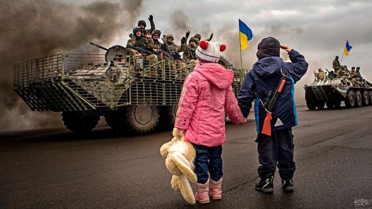 Для закінчення війни на Донбасі має зійтися три моменти, – Бабченко