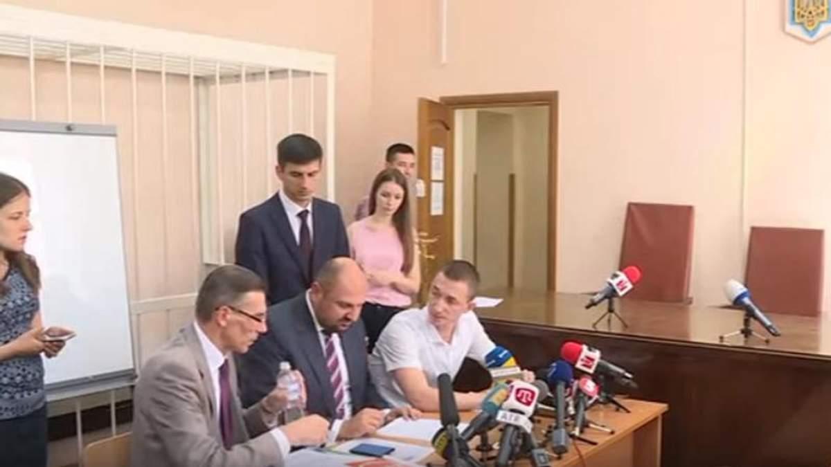 Суд избирает меру пресечения нардепу Розенблату: онлайн-трансляция
