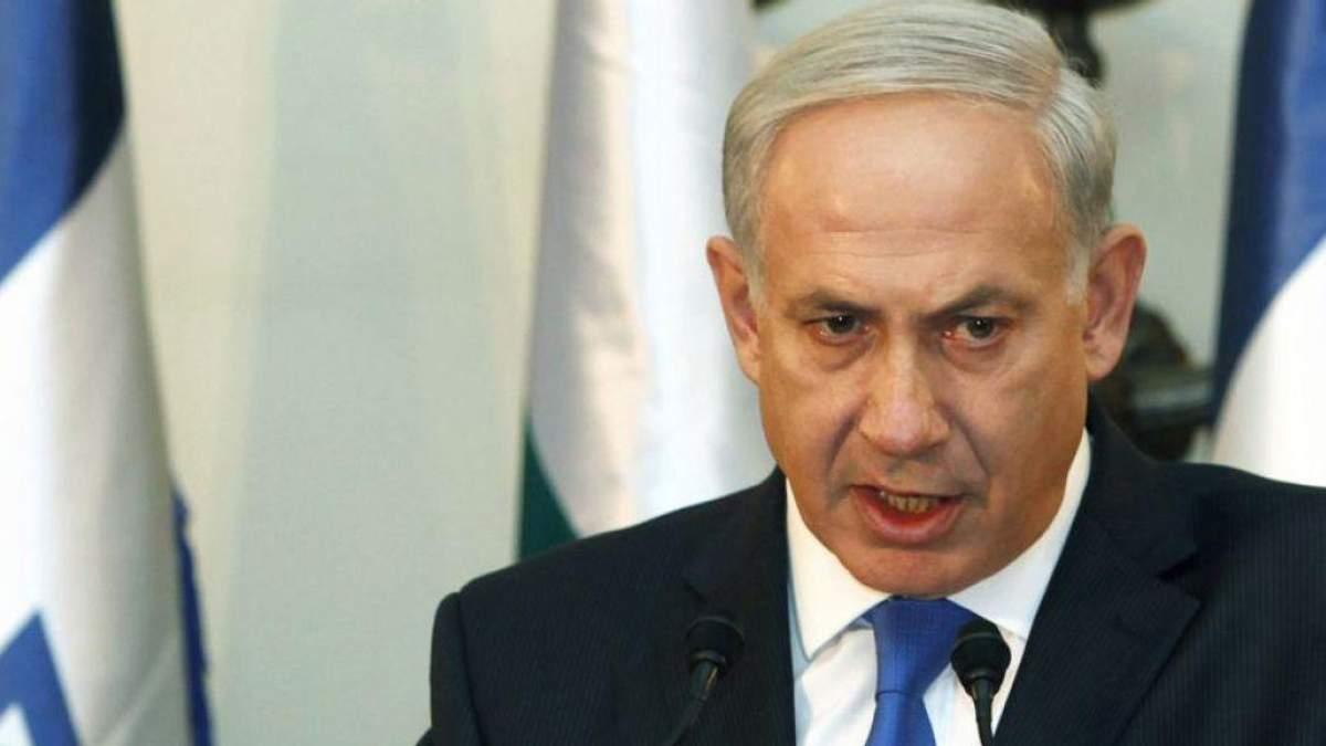 Біньямін Нетаньягу проти нового перемир'я в Сирії