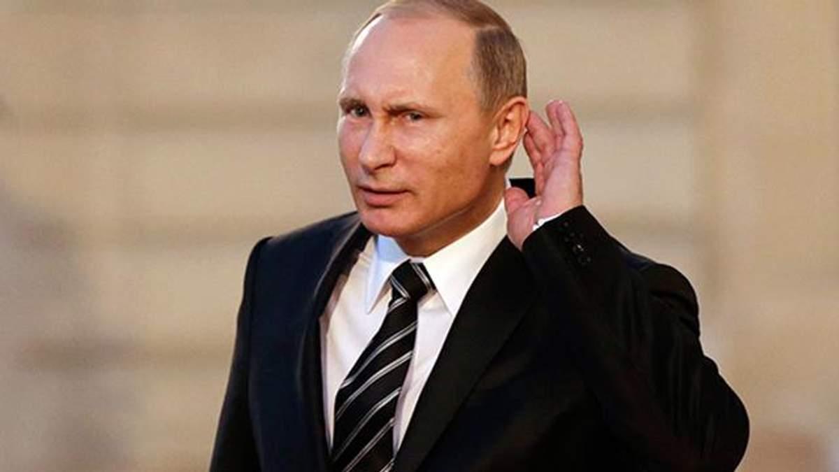 Чи погодиться на умови опозиціонерів Володимир Путін?