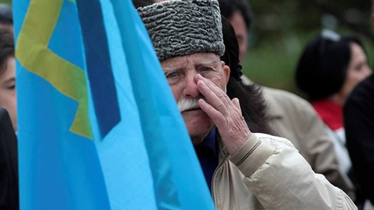 Російські солдати беруть участь в окупації півострова