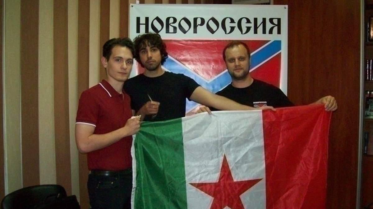 """Італійці воюють на стороні бойовиків в """"Л/ДНР"""""""