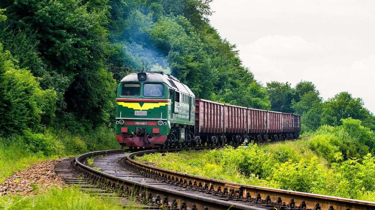 Вантажний потяг збив насмерть людину на Львівщині - 24 Канал