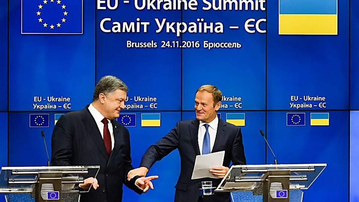 Саміт Україна – ЄС став перемогою для Києва і для Брюсселя