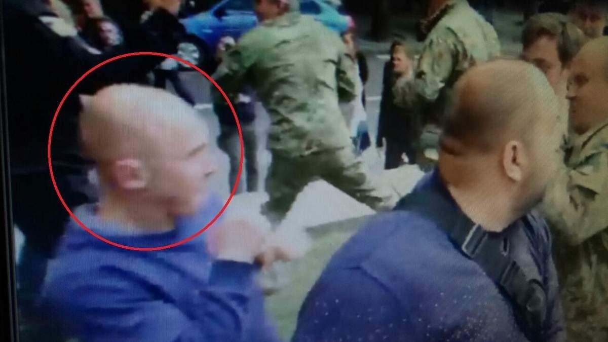 Задержали еще одного участника беспорядков в Днепре: фото