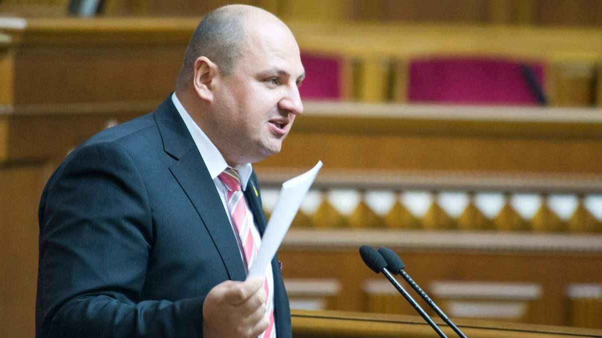 Розенблат прокомментировал назначенный судом залог
