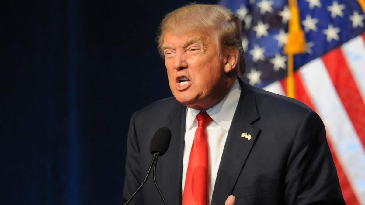 Трамп дуже злий на ЗМІ