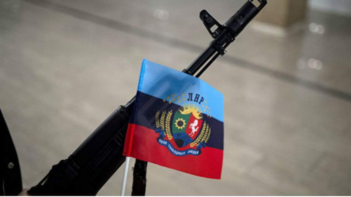 """Террористы говорят, что задержали """"украинского диверсанта"""""""