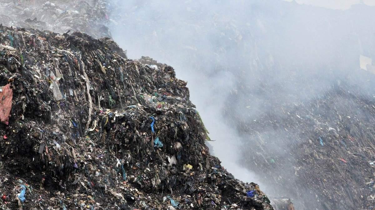 Прифронтовой город всколыхнула экологическая катастрофа