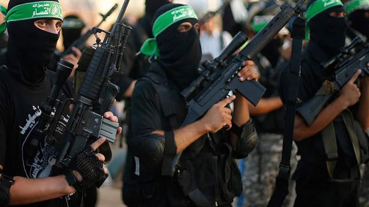 """Бойовики """"Ісламської держави"""" (Ілюстративне фото)"""