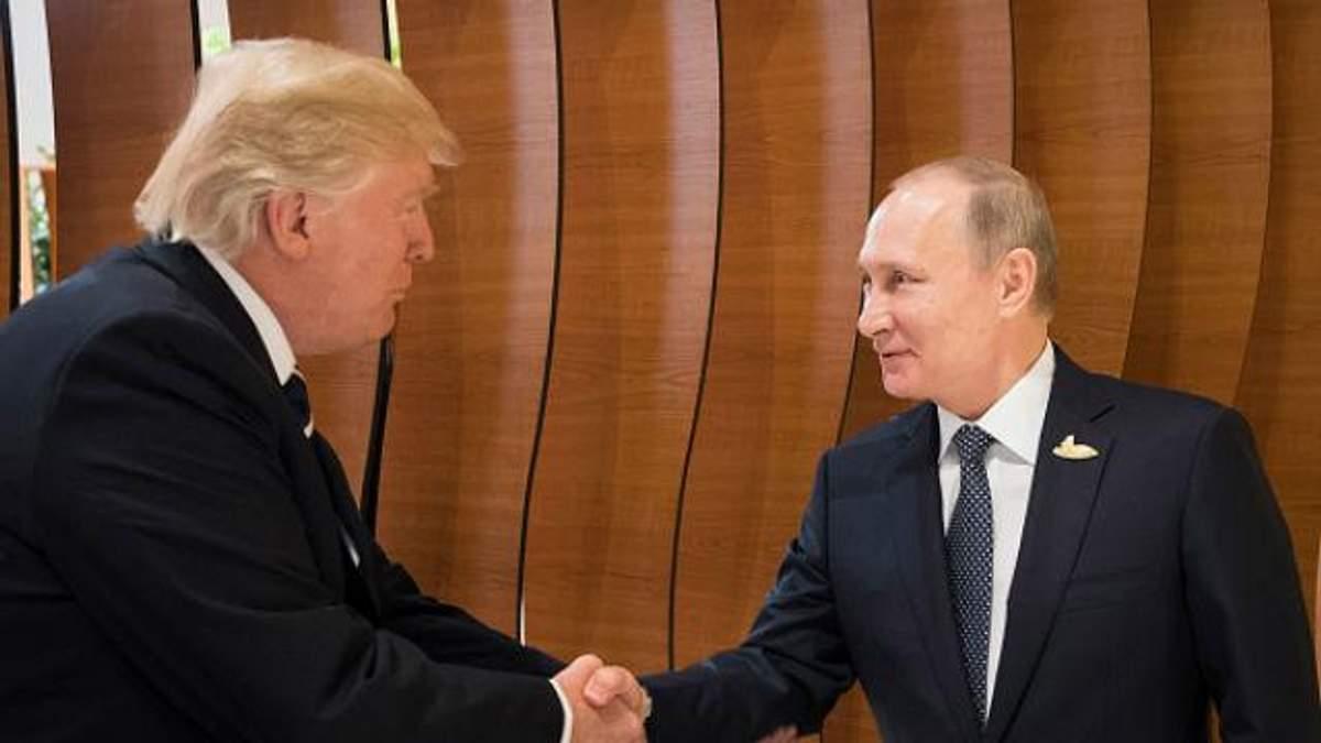 Трамп пішов на поступки, аби догодити Путіну, – The Washington Post