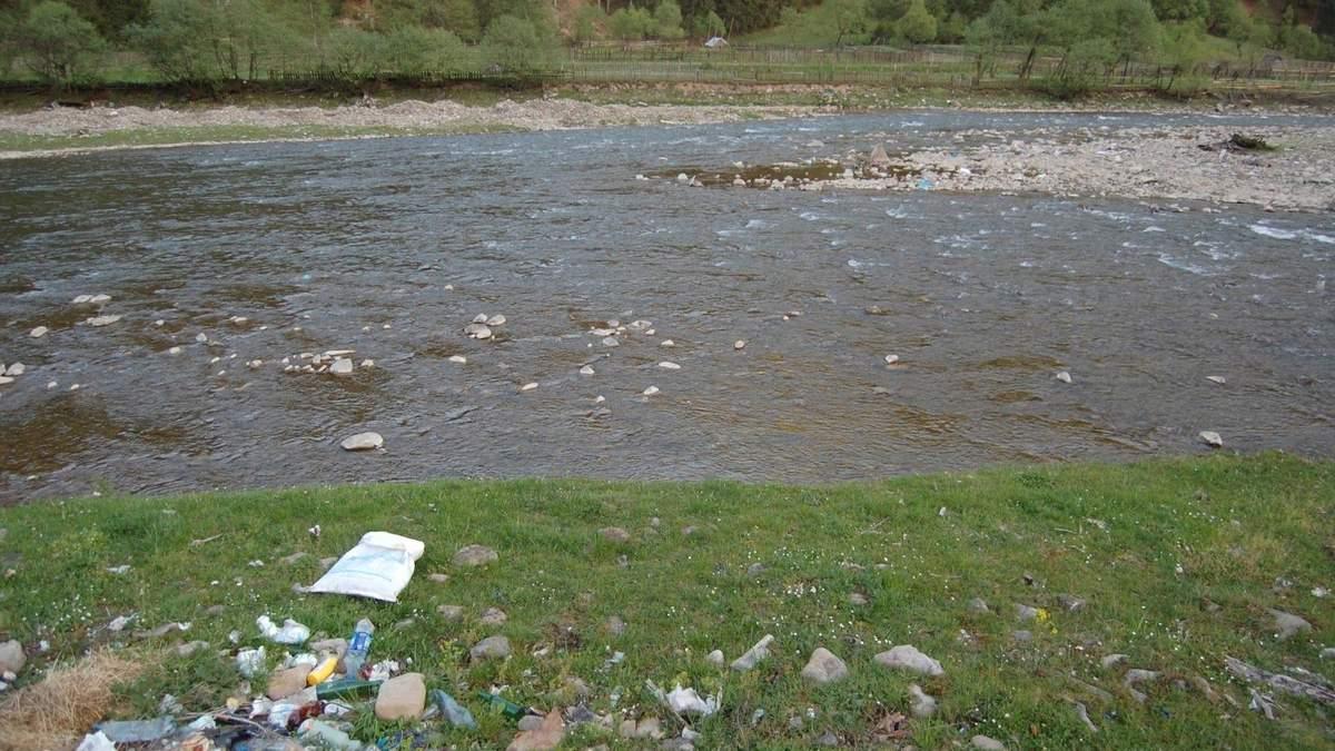 Депутати ініціюють величезні штрафи за викинуте в неналежному місці сміття