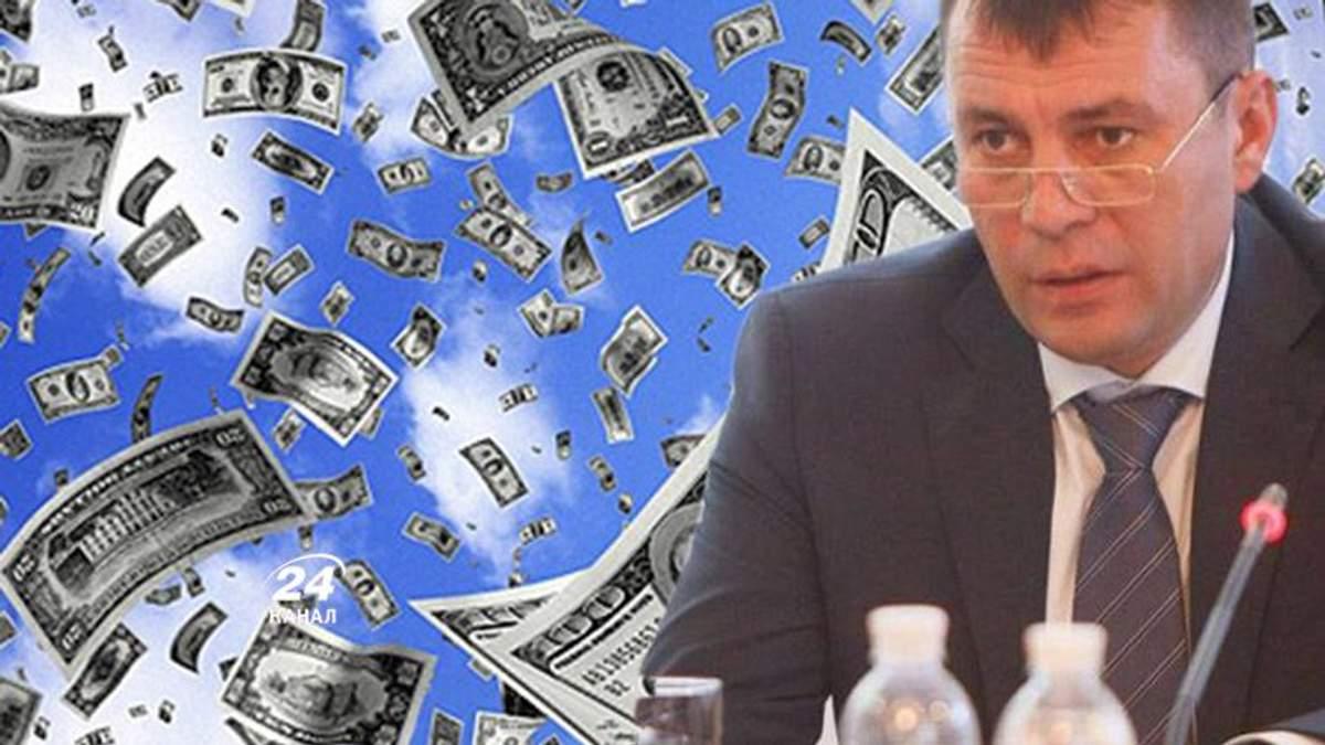 За спиной у Ляшко: откуда сногсшибательное состояние у радикала-олигарха Скуратовского