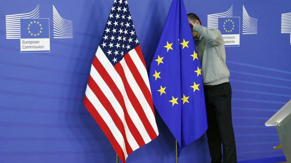 В ЄС бідкаються, що американські санкції зашкодять не лише Росії: список компаній