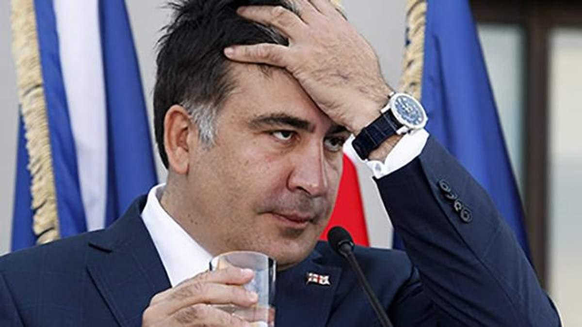 У міграційній службі підтвердили інформацію щодо позбавлення Саакашвілі громадянства, – ЗМІ