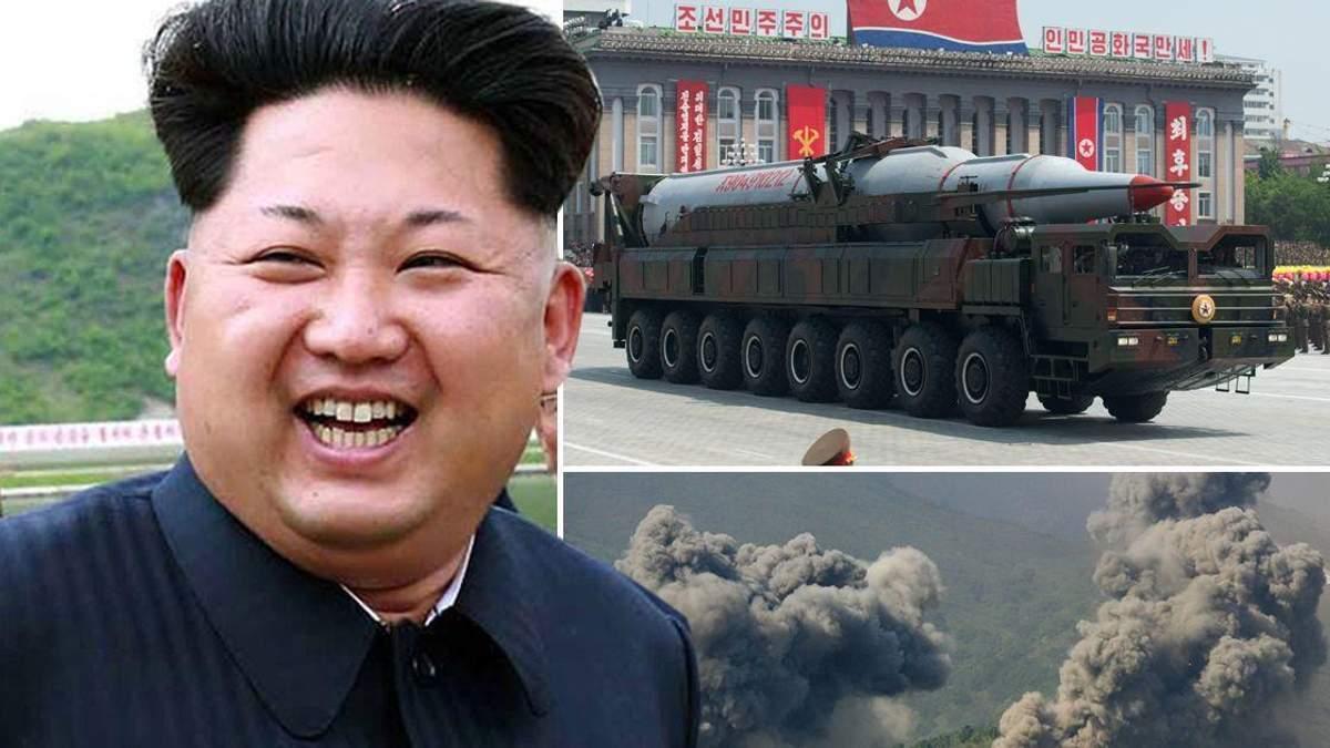 Ядерні погрози Кім Чен Ина: до чого призведе небезпечна гра КНДР?