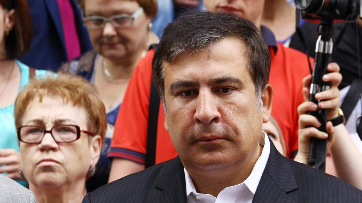 Лишении Саакашвили гражданства Украины: детали