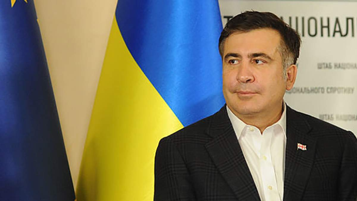 Саакашвили - интервью: Саакашвили лишили гражданства Украины