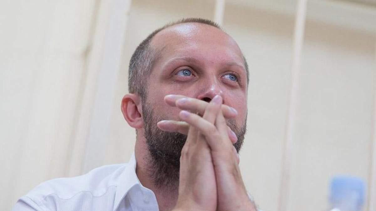 Поляков втік від прокурорів і знову не одягнув браслет стеження