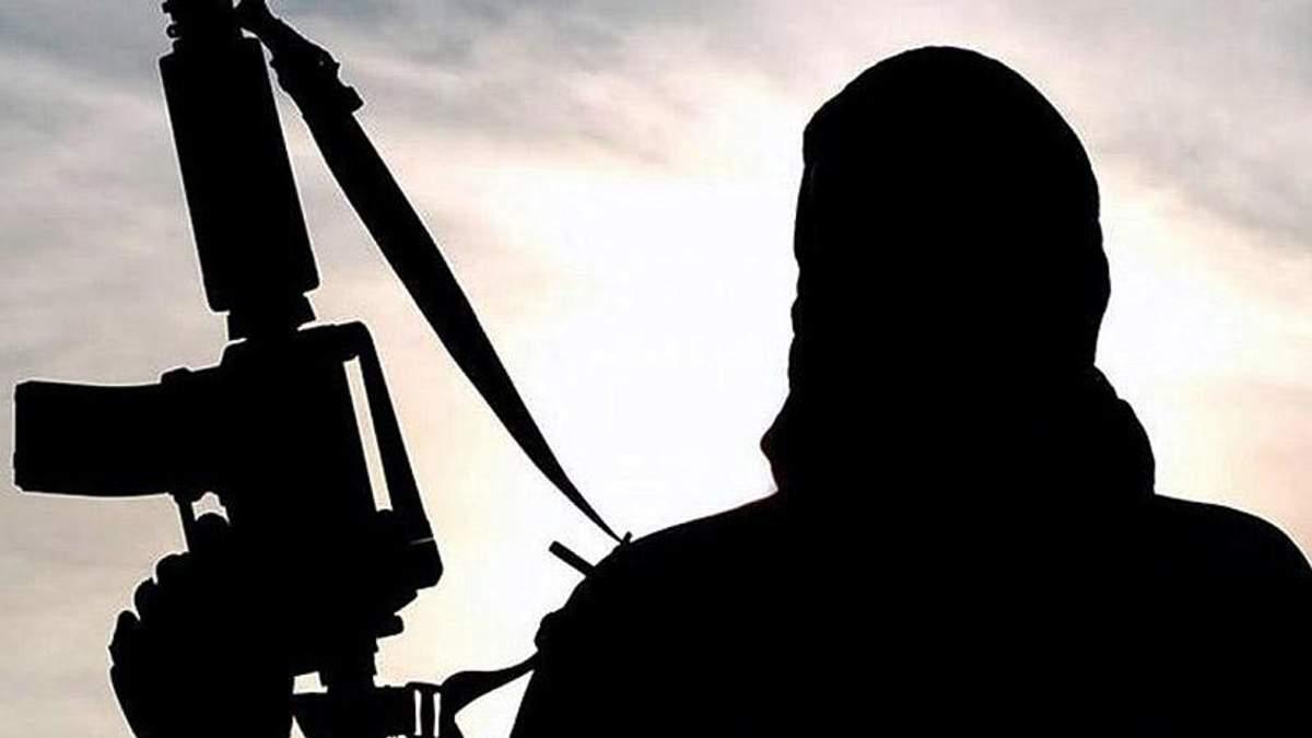 """Терорист """"Ісламської держави"""" (Ілюстрація)"""