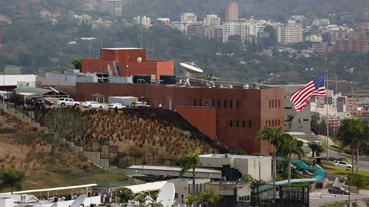 Посольство США у Венесуелі