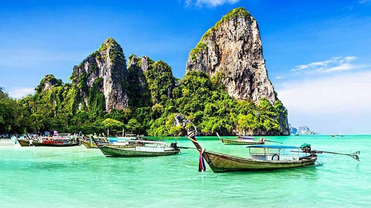 Острів Пхукет в Таїланд