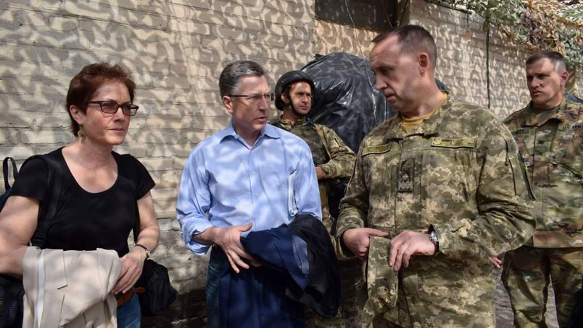 Волкер вважає, що надання зброї Україні не несе жодного ризику